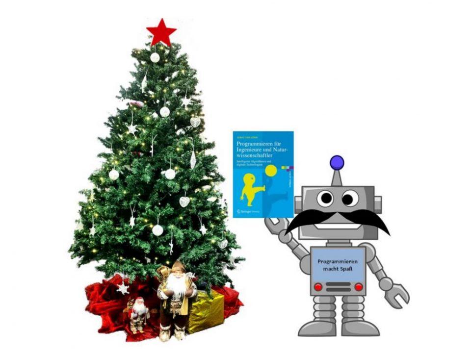 Weihnachten mit Künstlicher Intelligenz