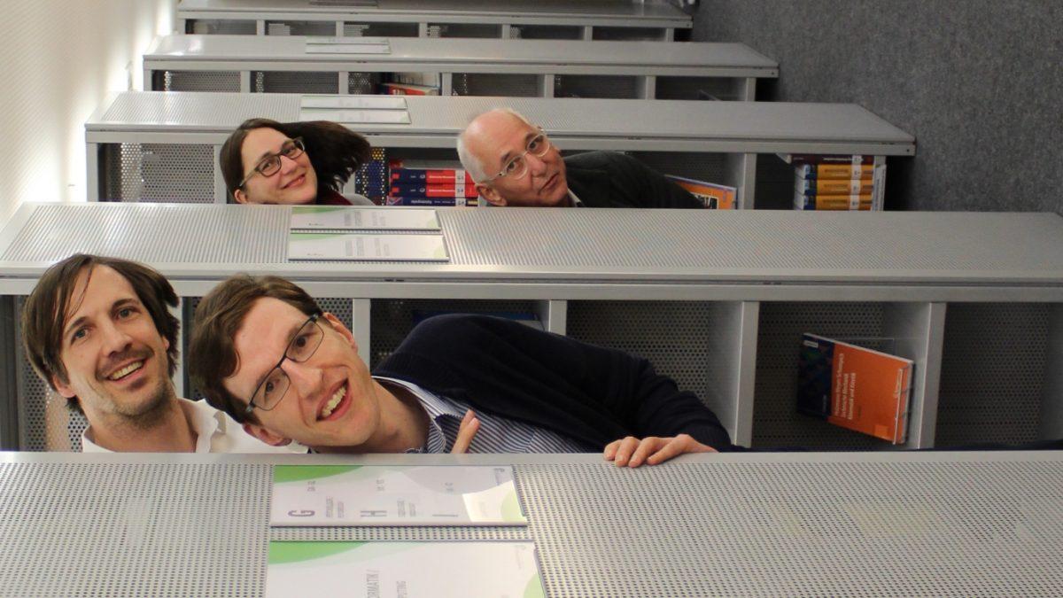 Das Team der Design-IT-AG